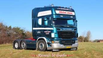 Scania R500 voor Michael Jepsen (DK)