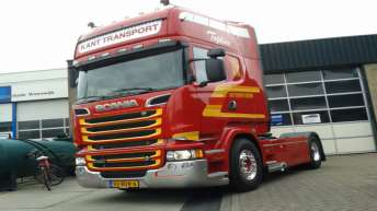 Scania R520 voor M. Kant