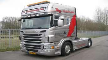 Scania R730 voor B. Wezenberg