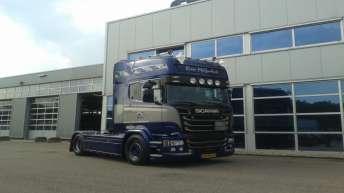 Scania R520 voor Rien Meijndert