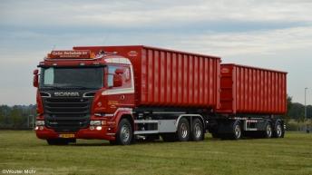 Scania R520 combinatie voor Gebr. Swinkels