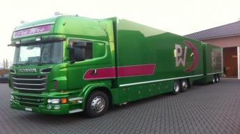 Scania R500 voor Van Wijlen Wijk en Aalburg