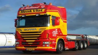 Scania R560 voor Henk Vlot
