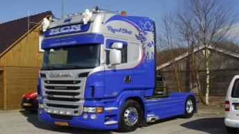 Tweedehands Scania R730 voor HCN