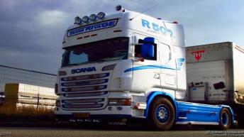 Tweedehands Scania R500 voor Transrivage