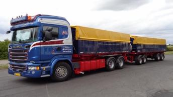 Scania R580 voor Jorgen Hemmingsen (DK)