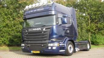 Scania R520 voor J.W. de Haan