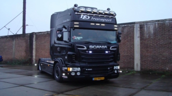 Scania R620 voor RD Transport