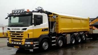 Scania R500 voor Quint Nooren