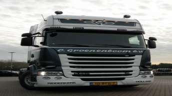 Scania R520 voor C. Groenenboom