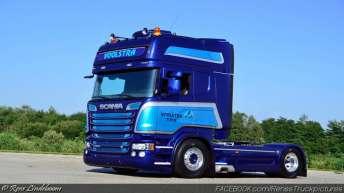 Scania R560 voor Voolstra