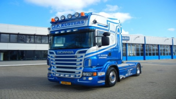 Scania R620 voor Joop Kusters uit Ophemert