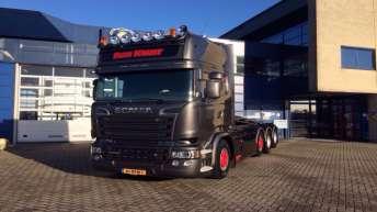 Scania R580 voor Ron Kruit