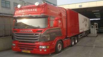 Scania R500 voor Henk Tukker