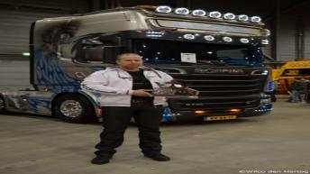 Winnaar Verkiezing Mooiste Scania van 2011
