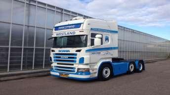 Tweedehands Scania R500 voor Semtrade