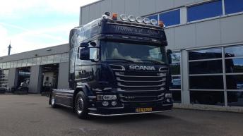 Scania R580 voor Willem van der Marel uit Zwartewaal