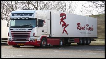 Scania R620 voor René Koole
