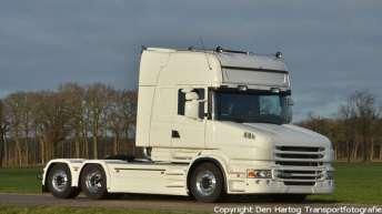 Bijzondere Scania T560