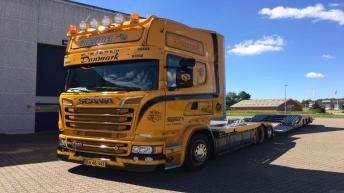 Scania R520 voor Tasmol (DK)