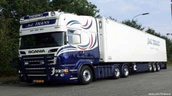 Scania R560 voor J&L Transport
