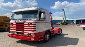 Scania 143 450 voor Tom Reijnders