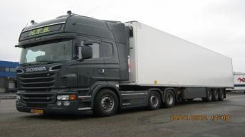 Scania R560 voor HTB