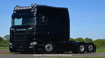 Scania S650 XXL voor Versteijnen Trucks