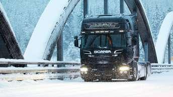 125 jaar Scania. de Scania Evo125