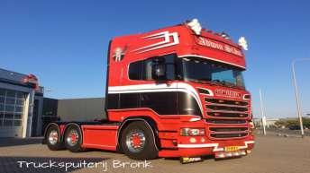 Scania R520 voor Adwin Stam