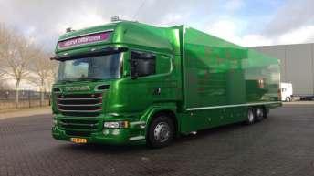 Scania R520 voor Peter van Wijlen