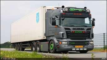 Scania R560 voor Klausen (DK)