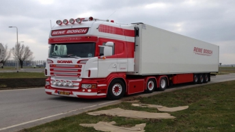 Tweedehands Scania R500 voor Rene Bosch