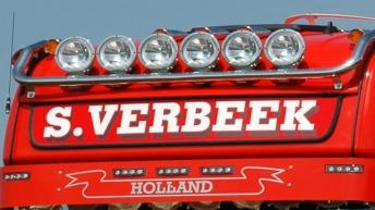 Scania R730 trekker in bestelling voor S. Verbeek