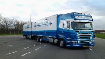 Scania R500 combinatie voor RVE