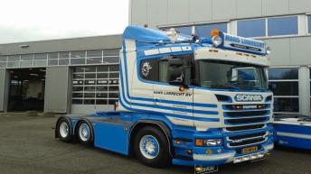 Scania R520 voor Hans Lubrecht