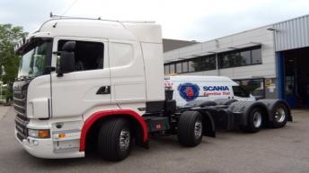 Scania R730 Gerritse Tiel update
