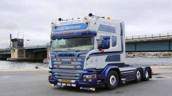 Scania V8 R580 - Lars Justesen (DK)