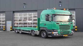 Scania R500 voor Fuhler