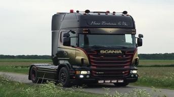 Scania R500 voor Hans Brolsma & Zn.