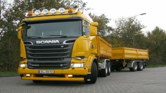 Scania R500 voor Einhaus (D)
