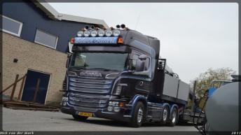 Scania R730 voor Edwin Salari