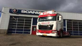 Scania S520 voor VTB Veenendaal BV