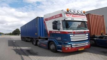 Scania R730 voor Peter Vaane