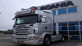 Tweedehands Scania R500 voor Achteres Transport