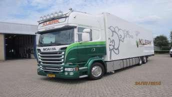 Scania R580 voor Klerk