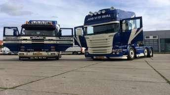 Scania R520 voor Waltrans B.v.
