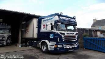 Scania R560 voor L. Danielou