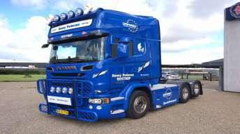 Scania R730 voor Kenny Pedersen (DK)