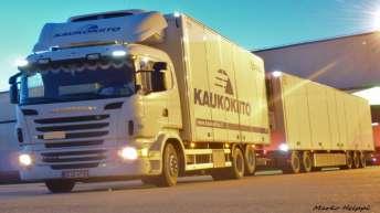 Scania R500 voor Kaukokiito (F)